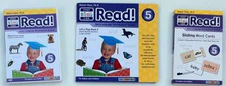 Level 5 - Your Baby Can Read! Upgrade Bundle