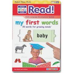 My First Words Book