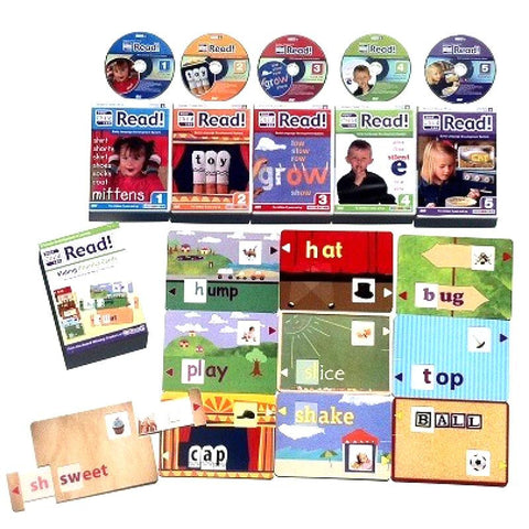 Levels 6 to 10 - Your Child Can Read! Kit
