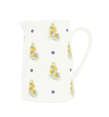 Painted Lady 11cm Milk Jug