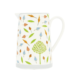 Cherry Tree & Leaves 11cm Milk Jug