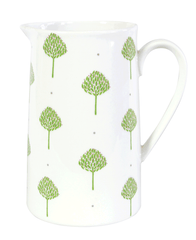 Cherry Tree 14cm Milk Jug