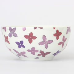 Lilac Petals Breakfast Bowl