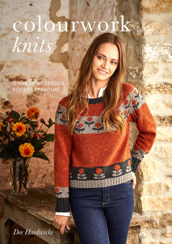 Colourwork Knits, 12 Hand Knit Designs Inspired By Nature