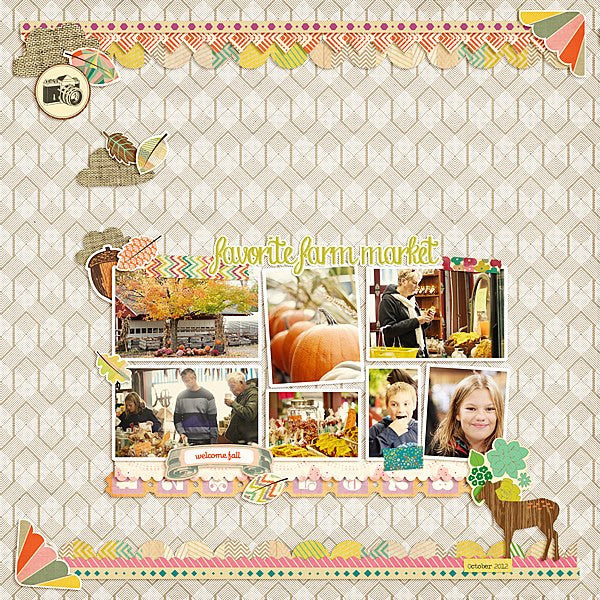 Layout by Creative Team Member Jenn McCabe.