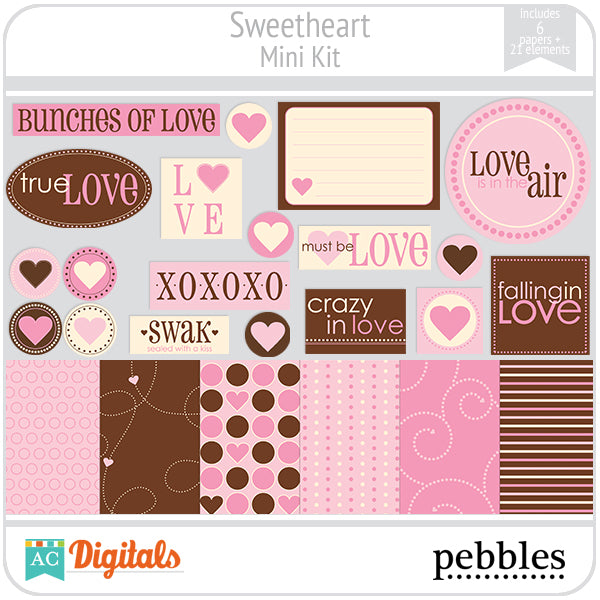 Sweetheart Mini-Kit