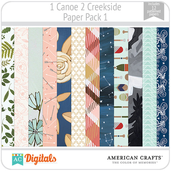 Creekside Paper Pack 1