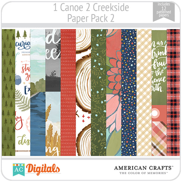 Creekside Paper Pack 2