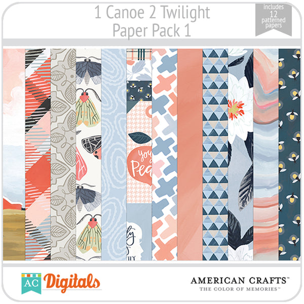 Twilight Paper Pack 1