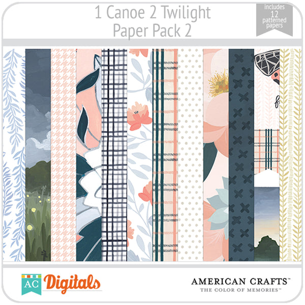 Twilight Paper Pack 2