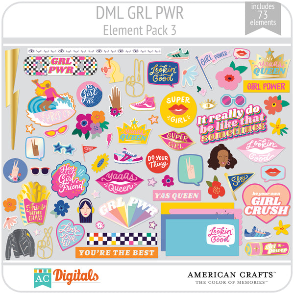 GRL PWR Full Collection