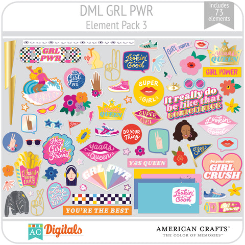 GRL PWR Element Pack 3