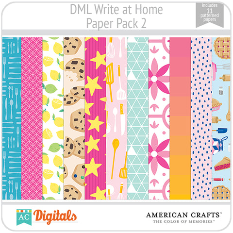 Write at Home Paper Pack 2
