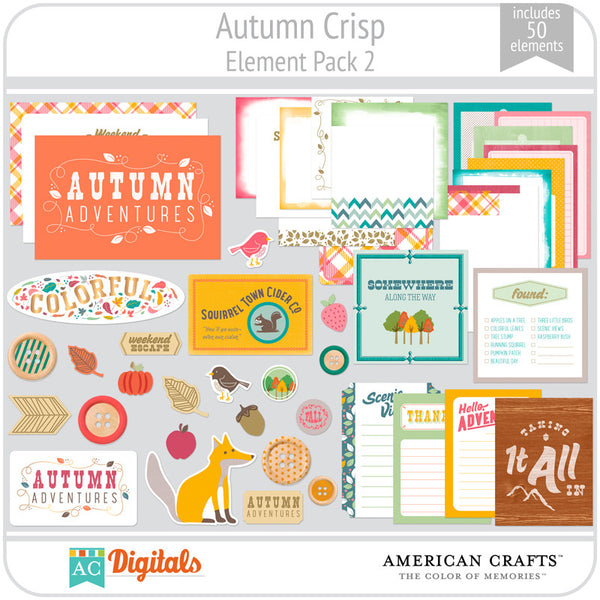 Autumn Crisp Element Pack 2