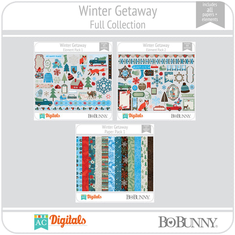 Winter Getaway Full Collection