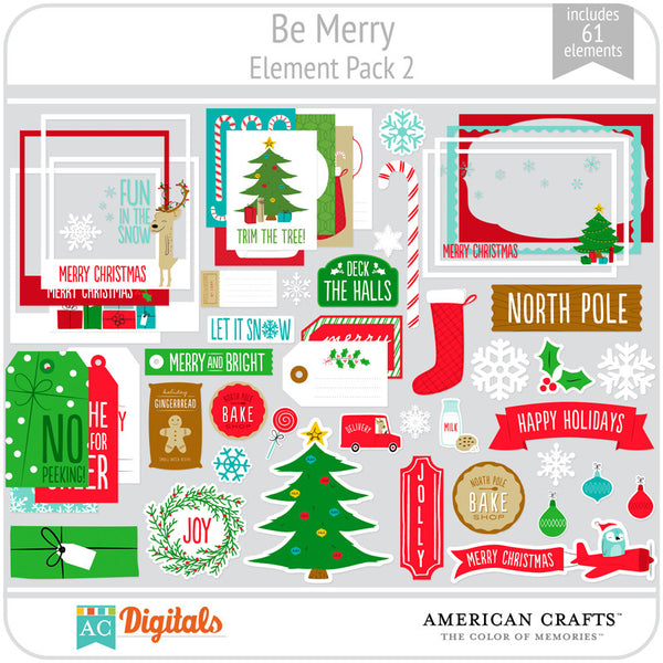 Be Merry Complete Collection