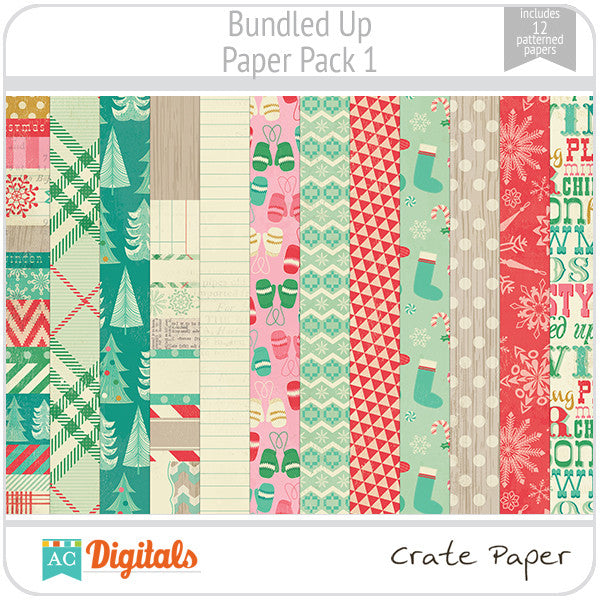 Bundled Up Paper Pack 1