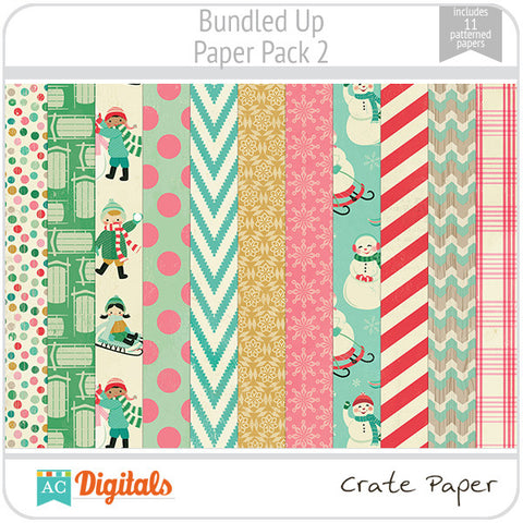 Bundled Up Paper Pack 2