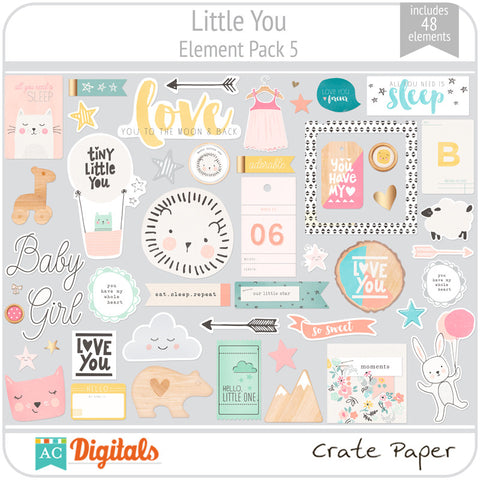 Little You Element Pack 5