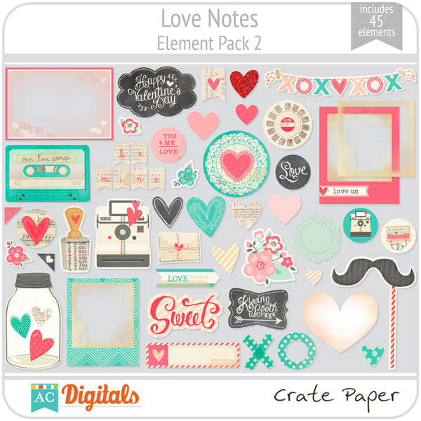 Love Notes Full Collection