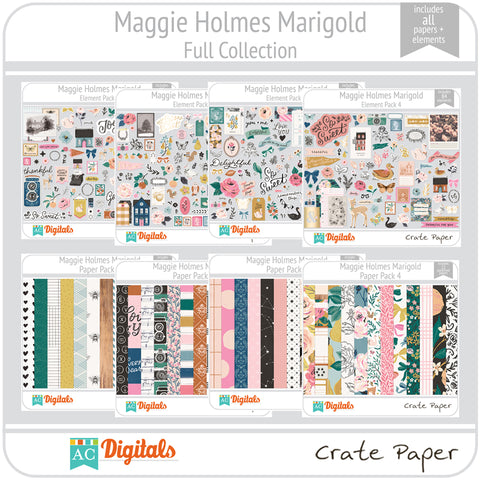 Maggie Holmes Marigold Full Collection
