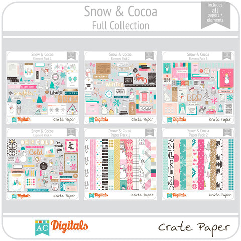 Snow & Cocoa Full Collection