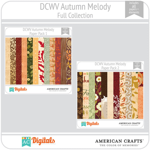 Autumn Melody Full Collection