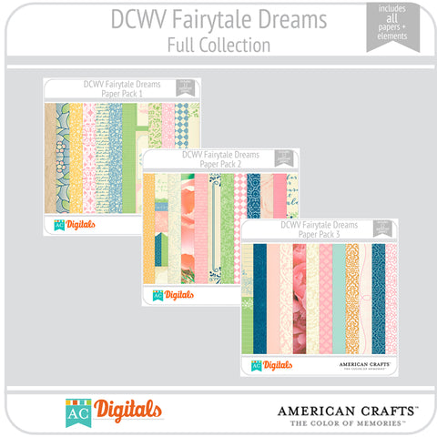 Fairytale Dreams Full Collection