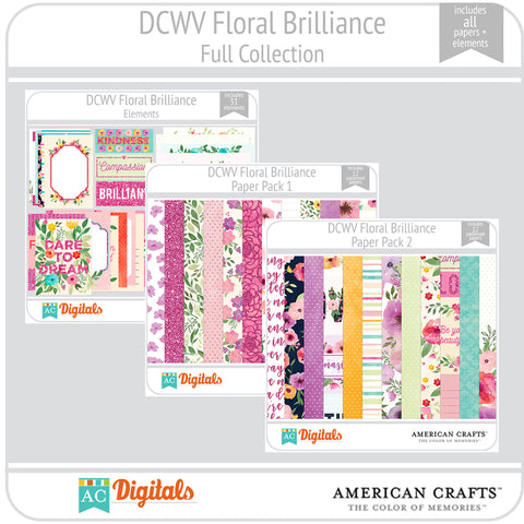 Floral Brilliance Full Collection