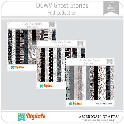 Ghost Stories Full Collection