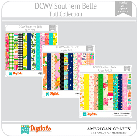 Southern Belle Full Collection