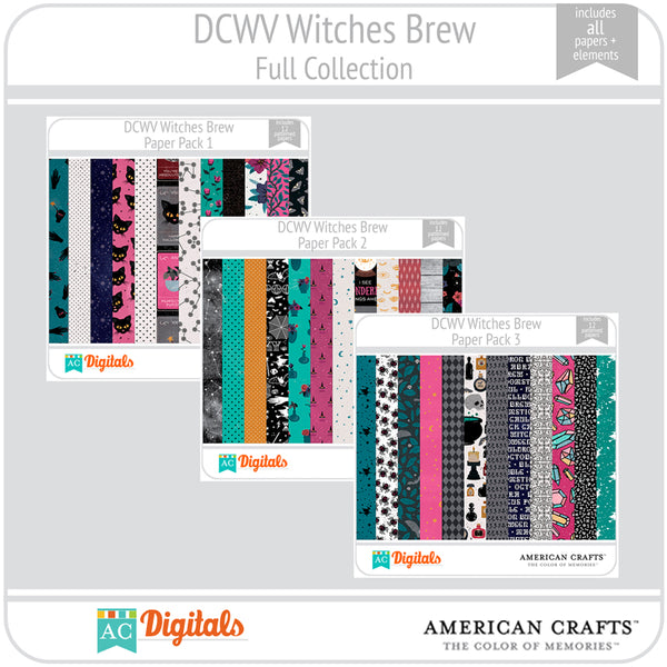 Witches Brew Full Collection
