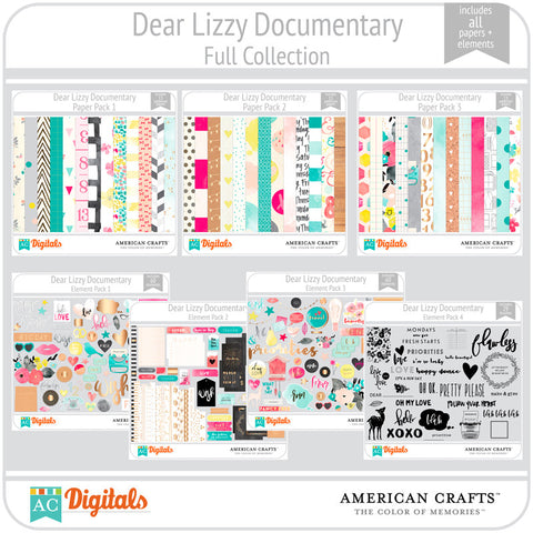 Dear Lizzy Documentary Full Collection