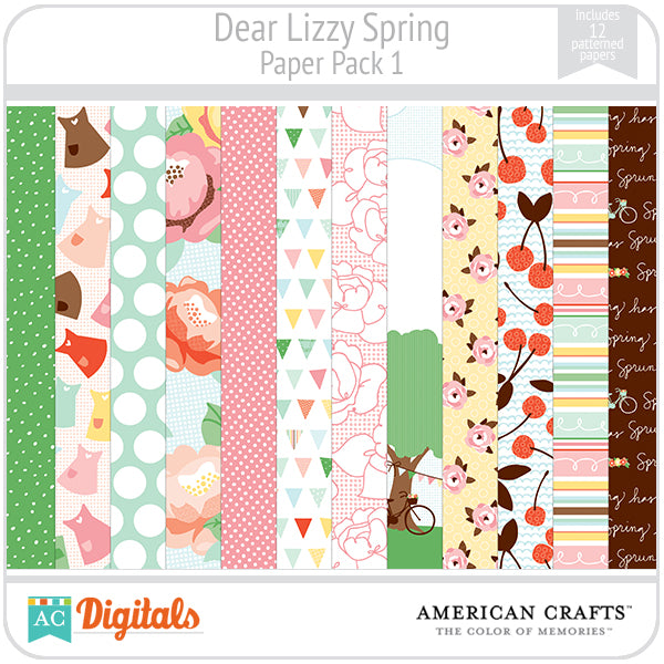 Dear Lizzy Spring Full Collection