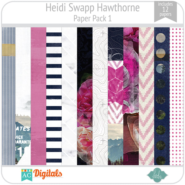 Hawthorne Paper Pack 1
