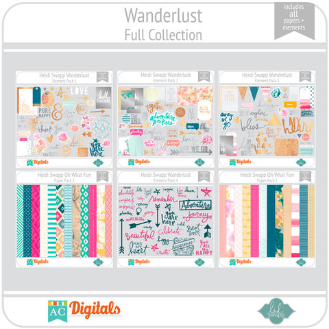 Wanderlust Complete Collection