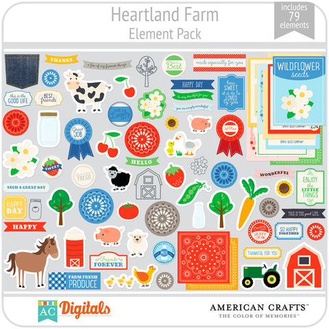 Heartland Farm Element Pack