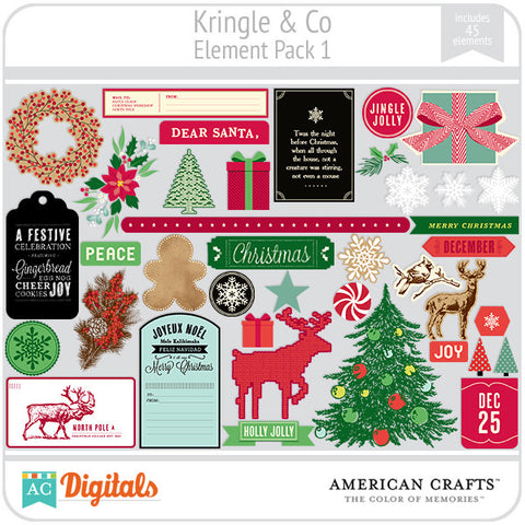 Kringle & Co. Element Pack #1