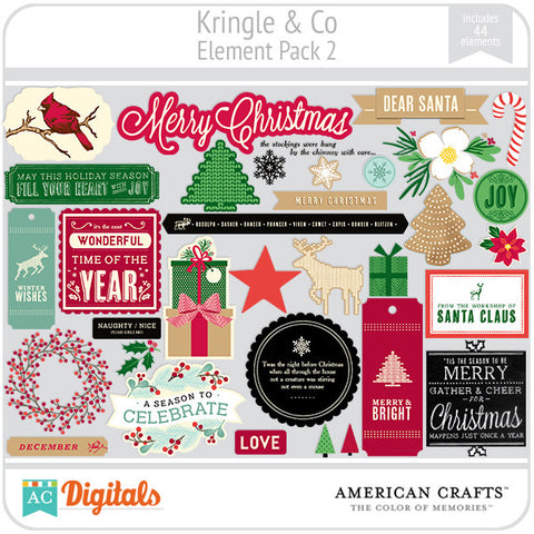 Kringle & Co. Element Pack #2