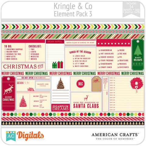 Kringle & Co. Element Pack #3