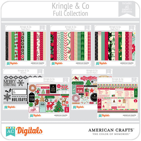 Kringle & Co. Full Collection
