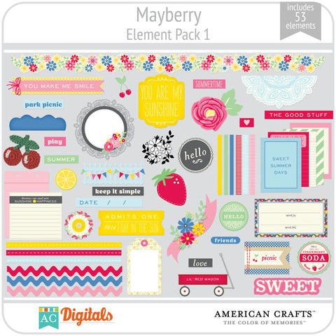 Mayberry Element Pack 1