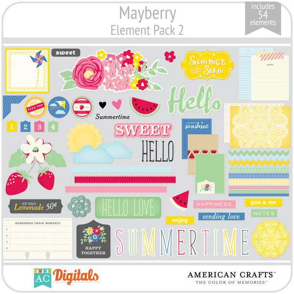 Mayberry Element Pack 2