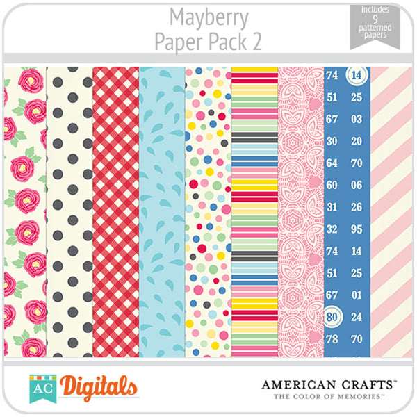 Mayberry Paper Pack 2
