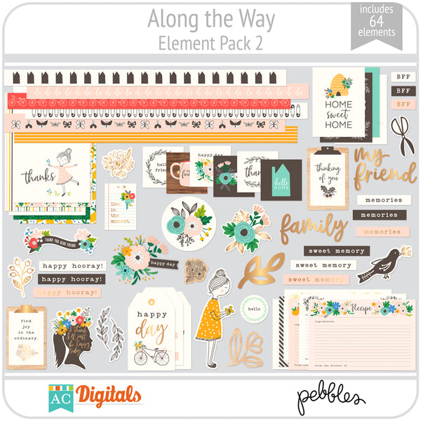 Along the Way Element Pack 2