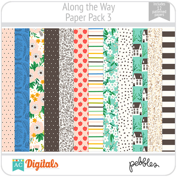 Along the Way Paper Pack 3