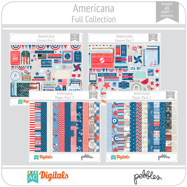 Americana Full Collection