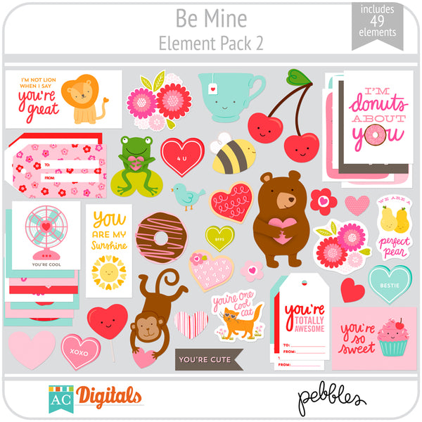 Be Mine Element Pack 2
