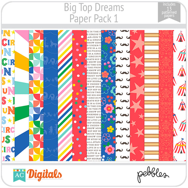 Big Top Dreams Full Collection