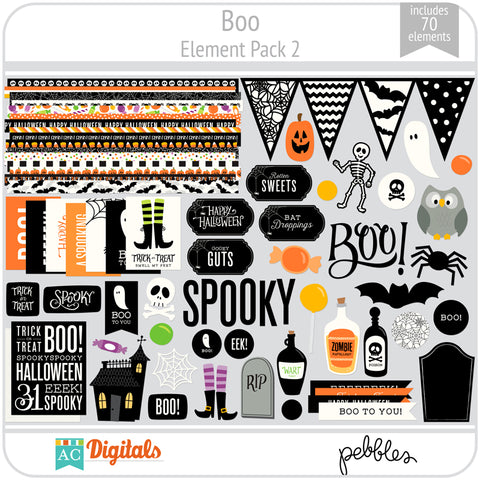 Boo Element Pack 2